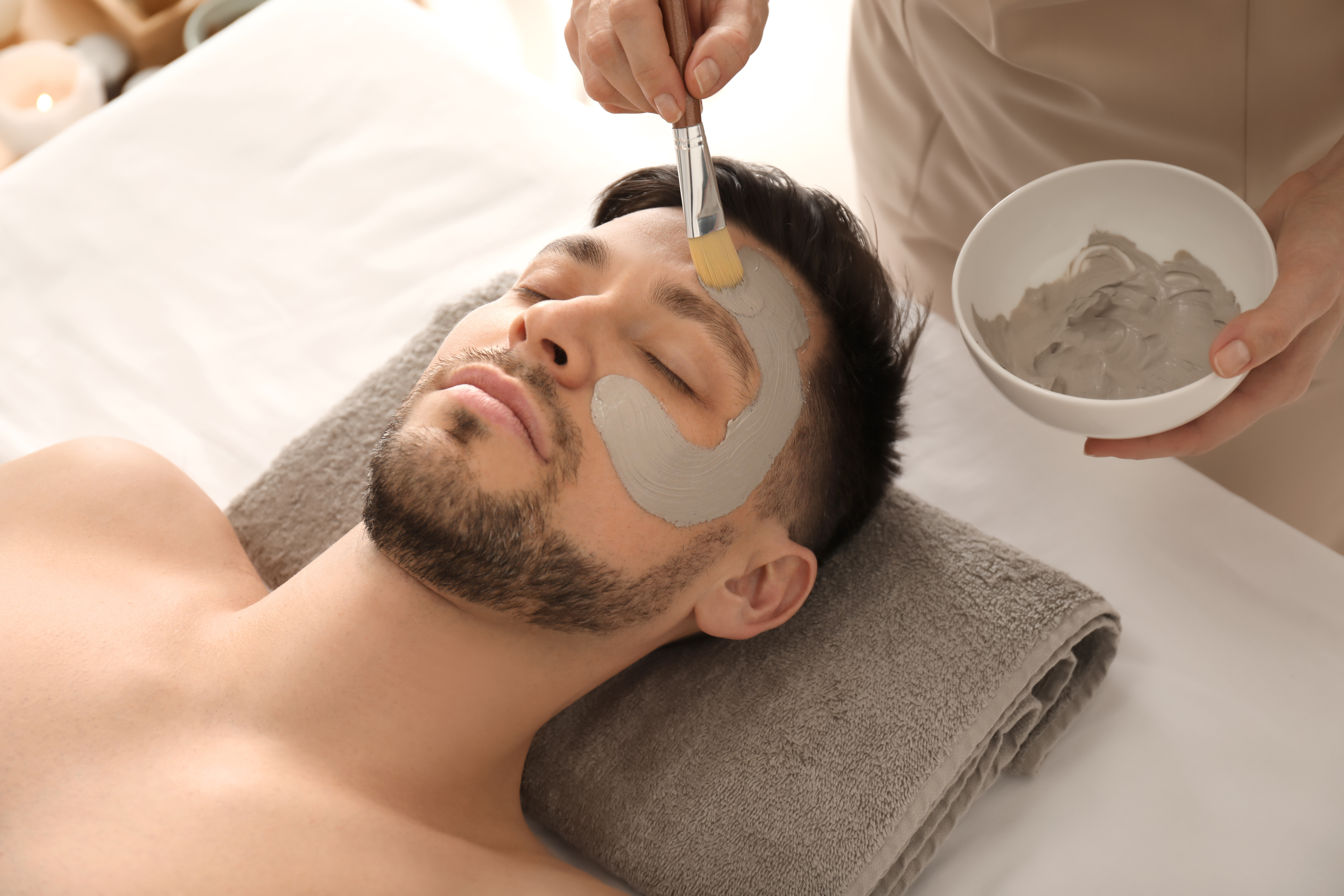 Kosmetik für Männer