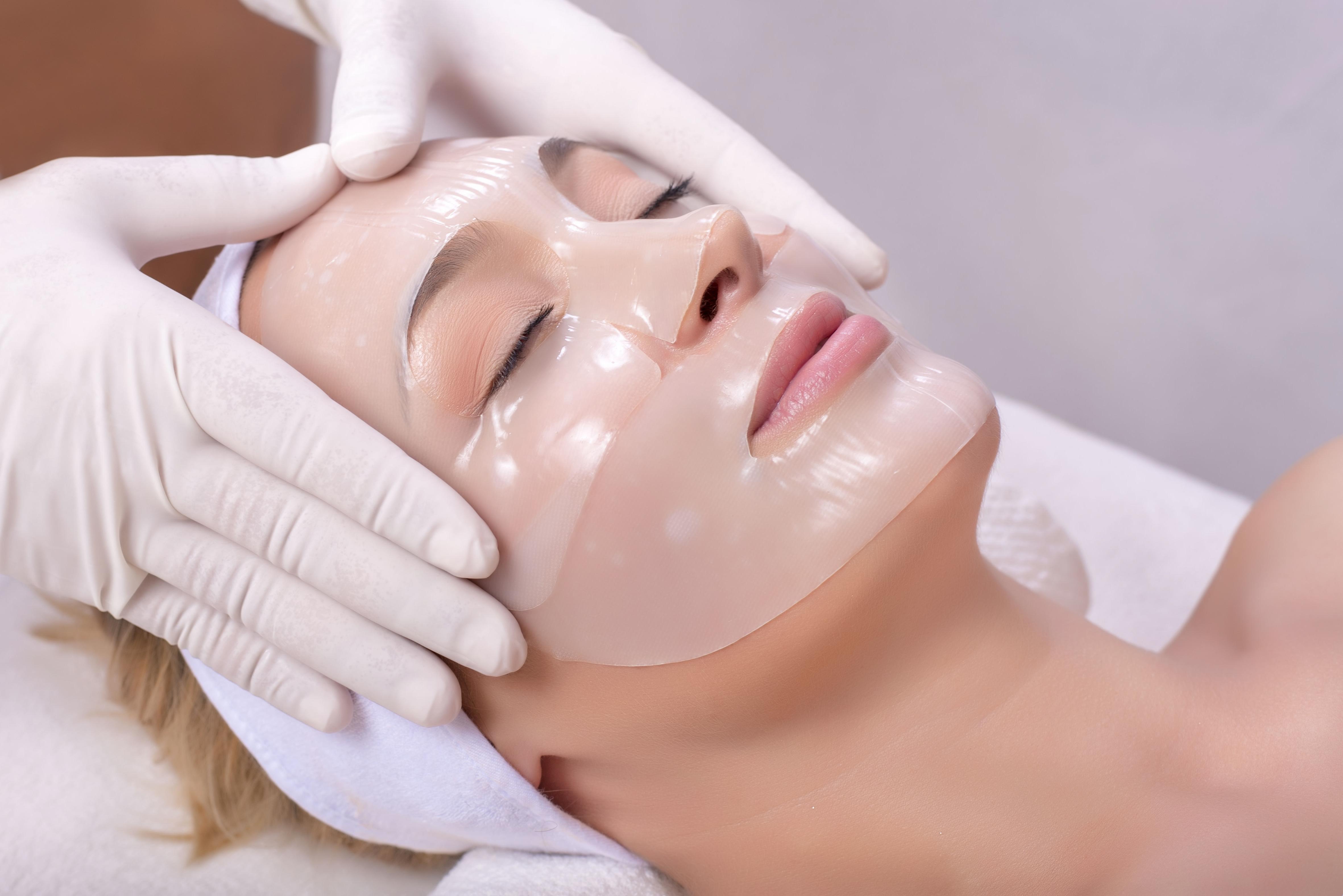 Bio-Cellulose Gesichtsmasken